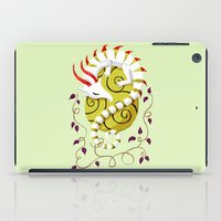 egg iPad Cases featuring Dragon Egg by Freeminds