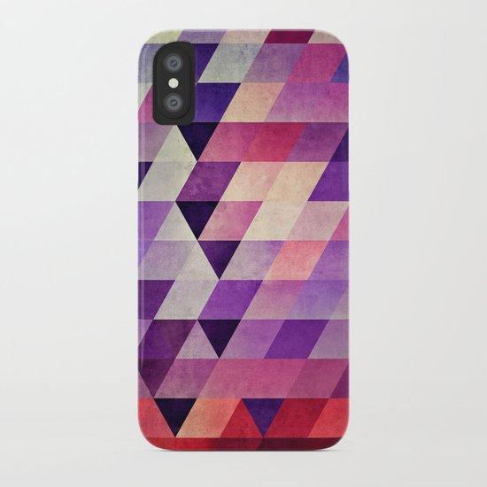 fynyl ynd iPhone Case
