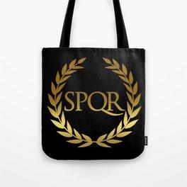 Roman SPQR Tote Bag