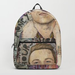 Macklemore & Ryan Lewis - The Heist Backpack