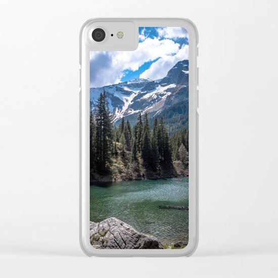 Something to write home about Clear iPhone Case