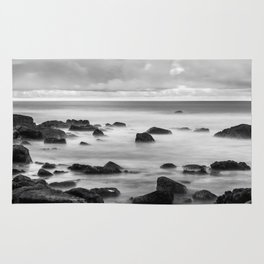 Sea in BNW Rug