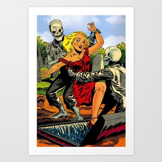 1949 Art Print
