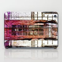 telephone iPad Cases featuring Telephone by Del Vecchio Art by Aureo Del Vecchio