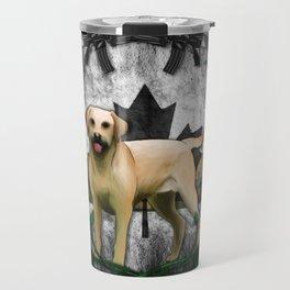 Thin ACU Line Canada Version Travel Mug