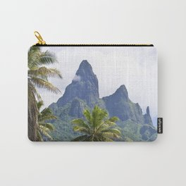 The Land Time Forgot: Marquesas Islands Carry-All Pouch