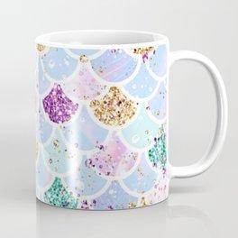 Sparkly Mermaid Tail Coffee Mug