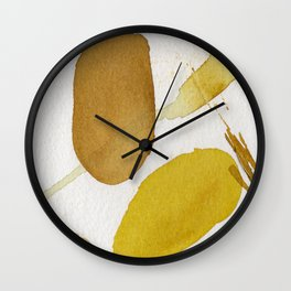 Scatter and Hide Wall Clock
