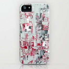 Joan iPhone Case