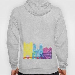 York skyline pop Hoody