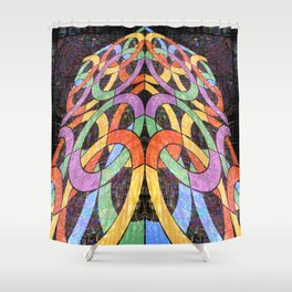 Tower of Power, 2380n Shower Curtain