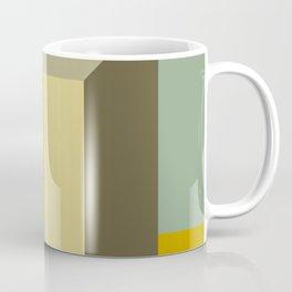 Retro Geometry IV Coffee Mug