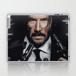 Wick Laptop & iPad Skin