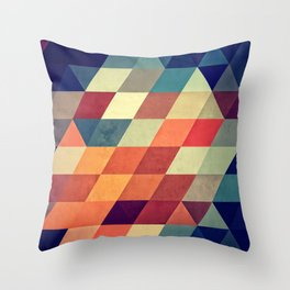 nyvyr Throw Pillow