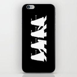 Daleks on Abbey Road iPhone Skin