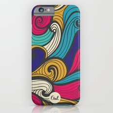 out waves Slim Case iPhone 6s