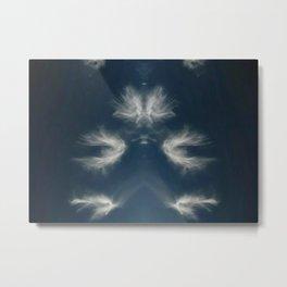 Third Eye of Gaia Metal Print