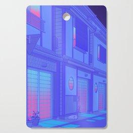 Kyoto Midnight Cutting Board