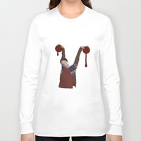 vampire diaries Long Sleeve T-shirts featuring Vampire by mycolour