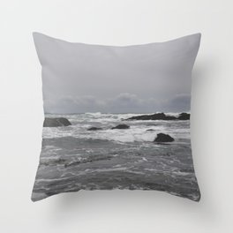 Heart Of The Sea Throw Pillow