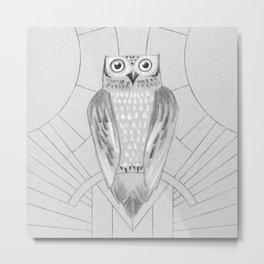 Ojos de Nini Metal Print