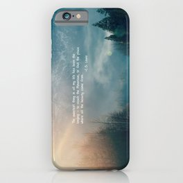 The Sweetest Thing iPhone Case
