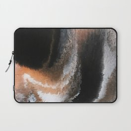 Copper Whirlwind Laptop Sleeve