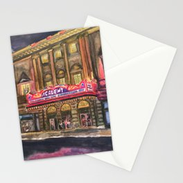 Historic Academy Theatre, Lynchburg, VA—Opening Night Stationery Cards