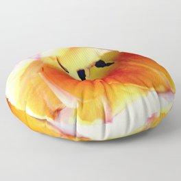 Prone To Love This Tulip Floor Pillow