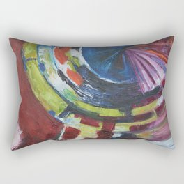Kaleidoscope, original artwork, 24 X 30 Rectangular Pillow