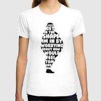 fat T-shirts featuring Fat by Zeke Tucker