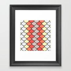 Slice of Bright Framed Art Print