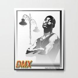 DMX Metal Print