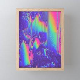 DON'T Framed Mini Art Print