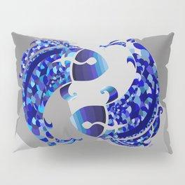 Pisces solid Pillow Sham