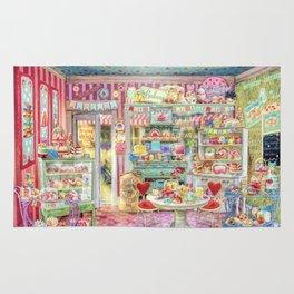 The Little Cake Shop Rug