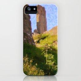 Corfe Castle iPhone Case