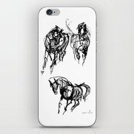 Horses (Trio) iPhone Skin
