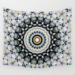 Just Because Nothingness Mandala Wall Tapestry
