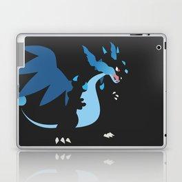 Mega Charizard X PKMN Laptop & iPad Skin