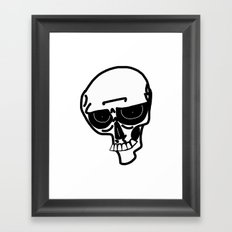 Skinless  Framed Art Print