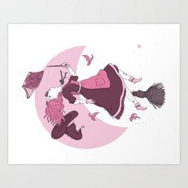 Love Spells Art Print