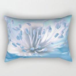 Blue 003 Rectangular Pillow