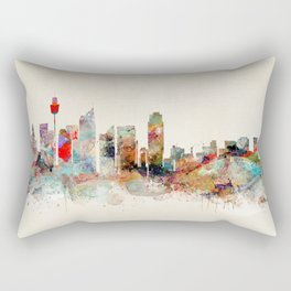 sydney australia Rectangular Pillow
