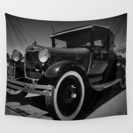 the good old days Wall Tapestry