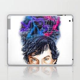 Sherlock Holmes: Mind Palace Laptop & iPad Skin