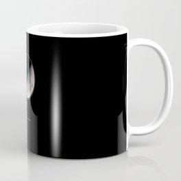 Moon and Woman Symbol Coffee Mug