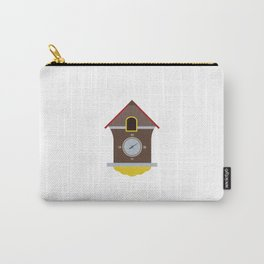 Cuckoo Clock Carry-All Pouch