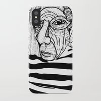 picasso iPhone & iPod Cases featuring Pablo Picasso by Benson Koo