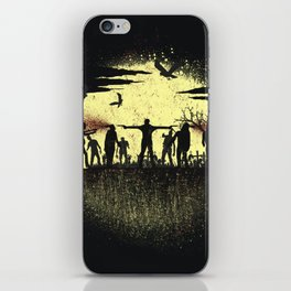 Zombie Shooter iPhone Skin